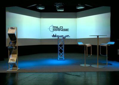 Aktuelles Video – MILO Range Theater System Promo 180