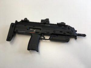 Heckler & Koch MP7 Umbau zu Laser