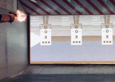 SG Abstatt erhält MILO Range Scharfschussanlage